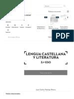 Solucionario Lengua 3ESO _ Poesía Épica _ Ilíada