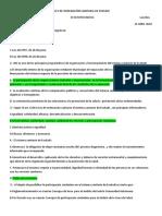 Test Nº 1 Ley de Ordenación Sanitaria de Euskadi