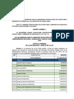 d.l. 11 Ley de Ingresos Para El Municipio de Dolores Hidalgo c.i.n. 2019