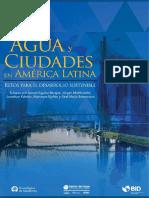 Agua y Ciudades en a.L. Retos Desarrollo Sost