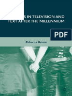 Rebecca Beirne - Lesbians in Television and Text After the Millennium (2008)