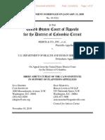 Merck v. U.S. Dept. of Health & Human Services