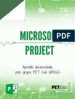 Apostila de MS Project