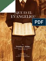 Autor desconocido - Que es el Evangelio v1.pdf