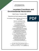 Dams, Ecosystem Functions and Environmental Restoration ( PDFDrive.com )