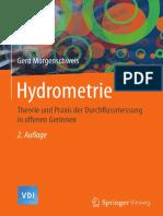 2. (VDI-Buch) Gerd Morgenschweis - Hydrometrie_ Theorie und Praxis der Durchflussmessung in offenen Gerinnen-Springer Vieweg (2018).pdf