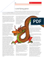 Of Dragons, Tigers and Flying Geese - Collinson-2005-Nexus