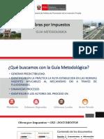 Present Guia Metodologica Oxicapacitacion-obra Por Impuesto