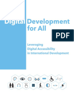 Digital Development for All