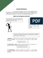 Guía Teórica - Figuras Literarias Básica