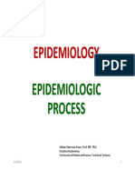 Dd Epi Eng Course Epidemiologic Process 21.05.18