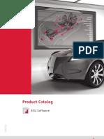Catalog ECU Software en