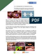 Salud Pública - Prevención de Enfermedades de Transmisión Sexual ETS