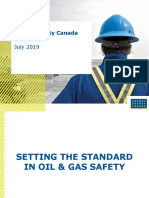 Energy Safety Canada Overview - July 2019