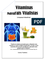 Vitaminas Naturais