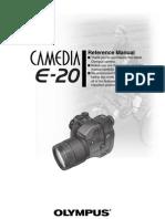 E-20N Olympus Manual