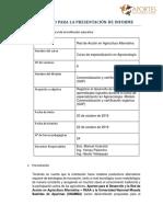 Sistematización Modulo v Comercializacion y Sgp