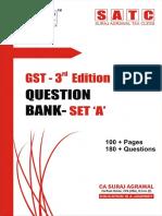 11B. GST 3rd EDITION - QUESTION BANK SET A.pdf