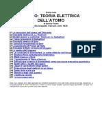 Enrico Fermi - Atomo_ Teoria Elettrica Dell'Atomo [Enciclopedia Treccani][1930][30p]