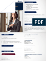 Brochure Diplomatura de Estudio en Saneamiento Inmobiliario Urbano y Rural 2019