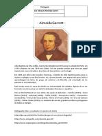 Almeida Garret - Vida e Obra