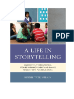 A Life in Storytelling