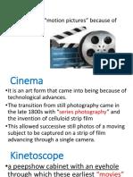 3rd quarter arts(film) grade 10