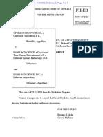 Release of Mediation Program 1