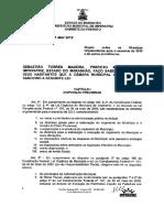 Lei de Diretrizes Orçamentárias - Ldo - Exercício 2013