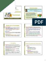 Toxicología Veterinaria - Generalidades