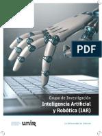 CITES Folletos Inteligencia Artificial Robotica AAFF