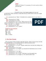 1 Alphabet 4 Groups Text