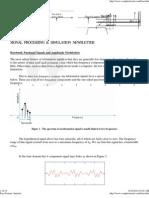 Easy Fourier Analysis