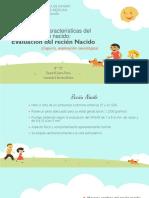 Definición y Características Del Recién Nacido Evaluación Del Recién Nacido