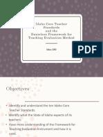 standards presentation