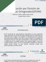 Multiplicación Por División de Frecuencias Ortogonales OFDM FINAL