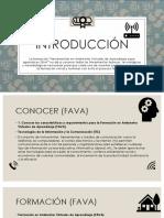 Poster de La Herramientas Virtuales
