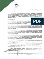 Reso CS 106-17 Creación de La Carrera Licenciatura en Gestión Educativa Ciclo de Complementación Curricular - IEC