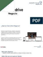 Comercial Claro drive.pptx