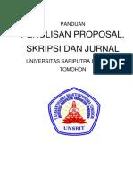 PANDUAN PENULISAN SKRIPSI REVISI 2019.pdf