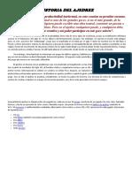 Historia Del Ajedrez-imprimir 1