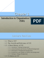 Chapter 1 Introduction to OD