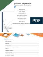 Unidad 1 Fase 2 Presentacion de Informacion Basica de La Empresa. (1)