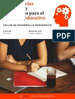 EDUCARTE - Taller de Liderazgo Educativo