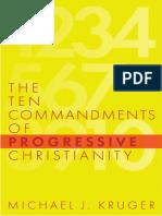 SAMPLE - Progressive Christianity-Michael J. Kruger-Cruciform Press