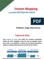 Value Stream Mapping Mapeo Del Flujo De