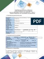 Guía de actividades y rúbrica de evaluación Fase 2 Realizar diagnóstico de necesidades de aprendizaje.docx