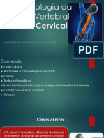 Traumatologia Da Coluna Vertebral - Cervical