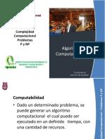 Unidad Tematica 5 - Complejidad Computacional- Problemas P y NP
