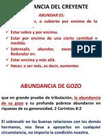 ABUNDANCIA DEL CREYENTE.pptx
